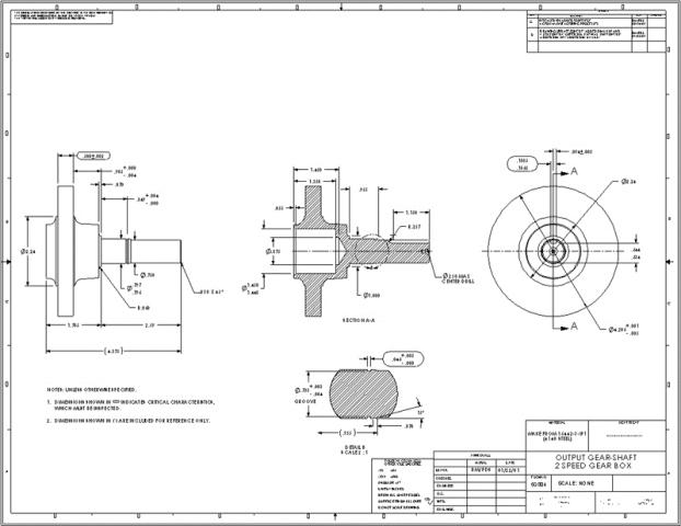 Aerospace Processing